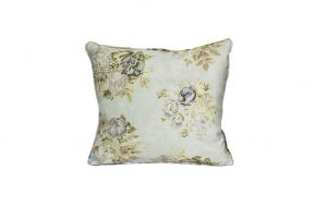 Almofada velute floral