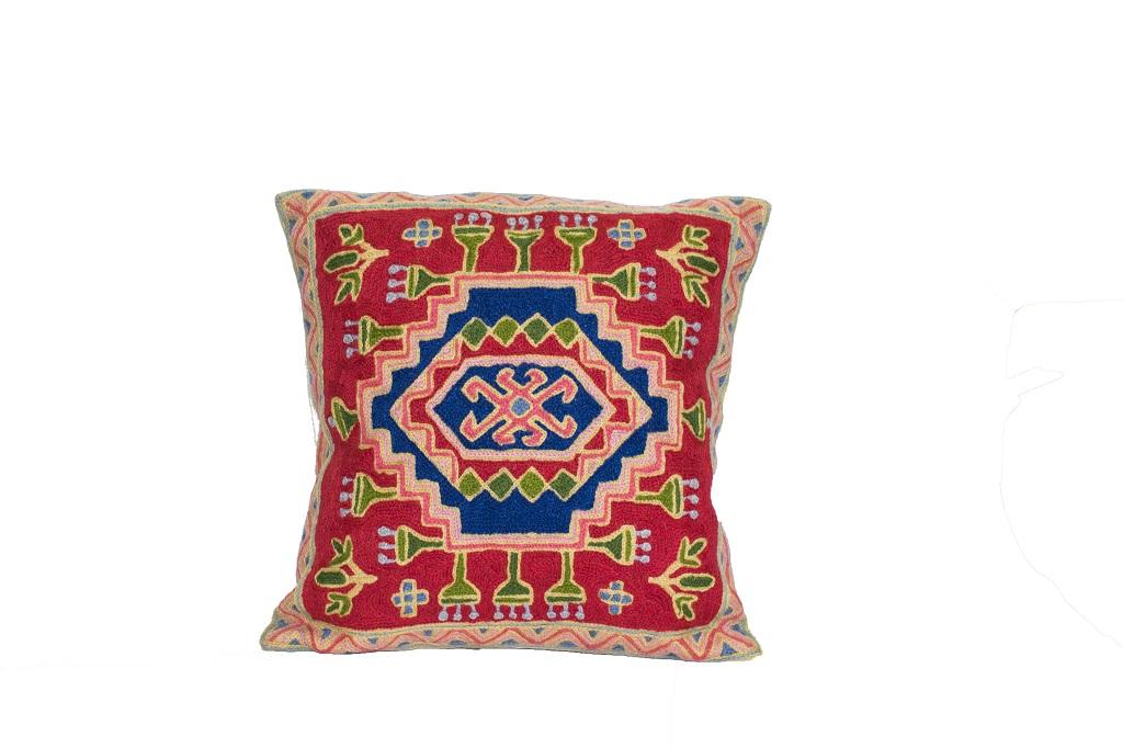 Almofadas bordadas indiano